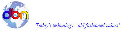 DBN Web Design >> Today's technology - old fashioned values!
